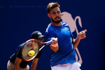 Marcel Granollers Barcelona Open Banc Sabadell - Day 2