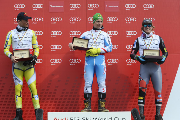 Marcel Hirscher - Audi FIS World Cup - Men's and Women's Overall Globe Awards
