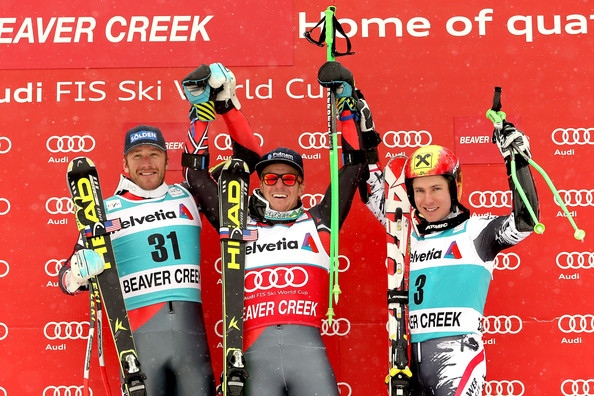 Marcel Hirscher - FIS Beaver Creek World Cup: Men's Giant Slalom