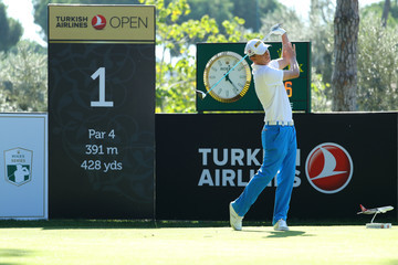 Marcel Siem Turkish Airlines Open - Day Two