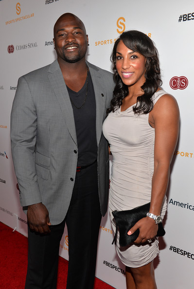 Marcellus Wiley Fiance