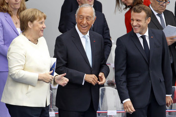 Marcelo Rebelo de Sousa European Best Pictures Of The Day - July 14, 2019