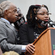 Al Sharpton Philonise Floyd Photos