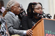 Al Sharpton Philonise Floyd Photos Photo
