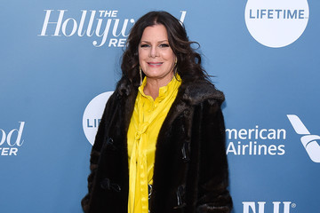 Marcia Gay Harden The Hollywood Reporter's Power 100 Women In Entertainment - Arrivals