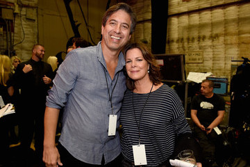 Marcia Gay Harden Hand in Hand: A Benefit for Hurricane Relief - Los Angeles