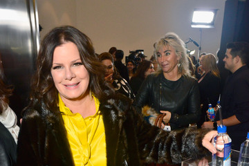 Marcia Gay Harden FIJI Water At The Hollywood Reporter's 27th Annual Women In Entertainment Breakfast