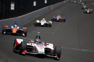 Marco Andretti 102nd Running of the Indianapolis 500