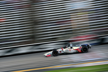 Marco Andretti Texas Motor Speedway - Day 2