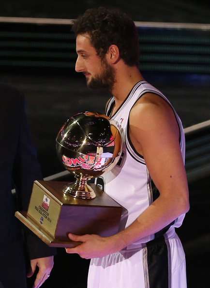 marco belinelli photos photos foot locker threepoint