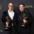 Marco Beltrami 2019 Creative Arts Emmy Awards - Photo Room