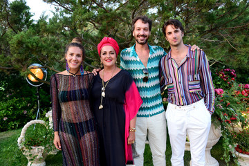 Marco Missoni Unicef Summer Gala Presented By Luisaviaroma - Cocktail