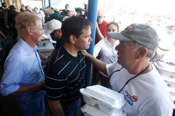 Marco Rubio Florida Begins Long Recovery After Hurricane Irma Plows Through State