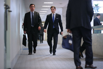 Marco Rubio Senate Intelligence Committee Holds Closed Briefing