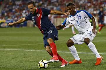Marco Urena Honduras v Costa Rica: Group A - 2017 CONCACAF Gold Cup