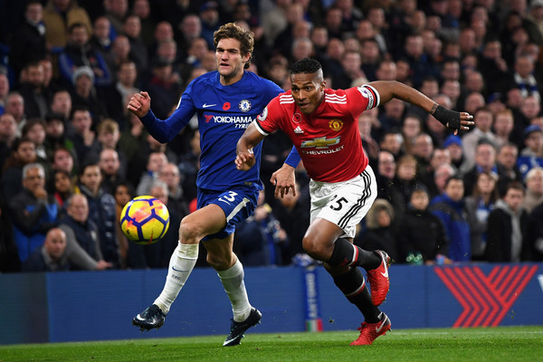 Image result for marcos alonso man utd