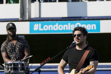 Marcus Mumford #GAME4GRENFELL at Loftus Road