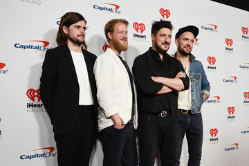 Marcus Mumford 2019 iHeartRadio Music Festival - Night 2 – Press Room
