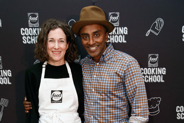 Marcus Samuelsson Food Network Magazine's 2nd Annual Cooking School Featuring Marcus Samuelsson