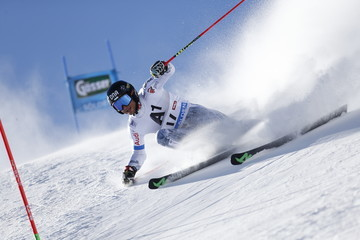 Marcus Sandell Audi FIS Alpine Ski World Cup - Men's Giant Slalom