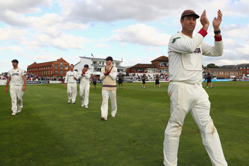 Marcus Trescothick Somerset v Nottinghamshire - Specsavers County Championship: Division One