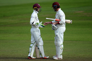 Marcus Trescothick Somerset v Middlesex - Specsavers County Championship: Division One