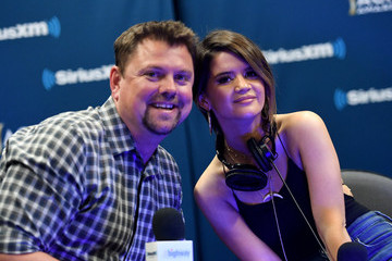 Maren Morris SiriusXM's The Highway Channel Broadcasts Backstage Leading Up To The American Country Music Awards at the T-Mobile Arena