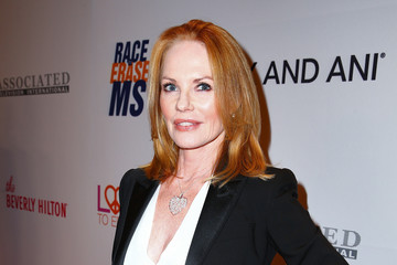 Marg Helgenberger 24th Annual Race To Erase MS Gala - Red Carpet