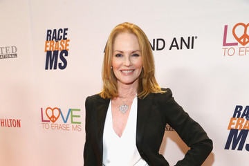 Marg Helgenberger Race to Erase MS Gala