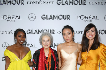 Margaret Atwood 2019 Glamour Women Of The Year Awards - Backstage