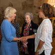 Margaret Atwood The Duchess Of Cornwall Undertakes Literacy Engagements In London