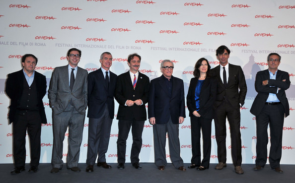 La dolce vita - Photocall: The 5th International Rome Film Festival
