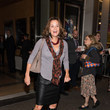 Margaret Colin 'Old Times' Broadway Opening Night