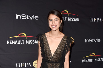 Margaret Qualley HFPA & InStyle Annual Celebration of 2017 Toronto International Film Festival - Arrivals
