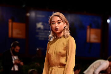 Margaret Zhang Victoria & Abdul and Jaeger-LeCoultre Glory to the Filmaker Award 2017 Red Carpet - 74th Venice Film Festival