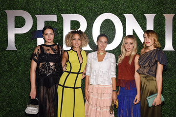 Margherita Missoni Margherita Missoni X Peroni Nastro Azzurro Fall Fashion Collaboration Debut
