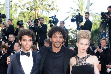 Margot Bancilhon 'Blood Ties' Premieres in Cannes
