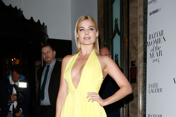 Margot Robbie Harpers Bazaar Women of the Year Awards