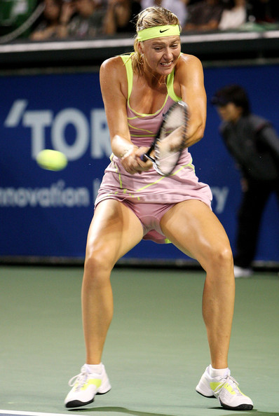 tennis player ass