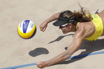 Maria Antonelli FIVB World Tour - The Hague: Day 5
