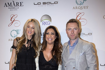 Maria Bravo 2nd Annual Global Gift and Ronan Keating Golf Tournament, Dinner and Concert