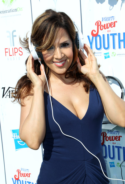 Maria Canals-Barrera - Variety's Power Of Youth Presented By Hasbro And GenerationOn - Flips Audio Arrivals