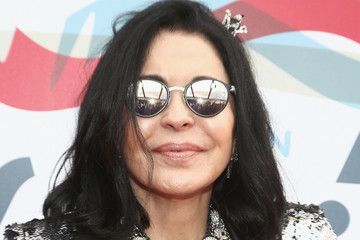 Maria Conchita Alonso Steven Tyler's 2nd Annual Grammy Awards Viewing Party To Benefit Janie's Fund Presented By Live Nation - Red Carpet