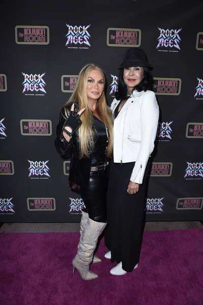 "Opening ""Night Of Rock Of Ages"" Hollywood At The Bourbon Room"
