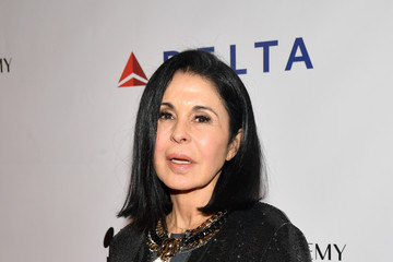 Maria Conchita Alonso MusiCares Person Of The Year Honoring Dolly Parton – Red Carpet