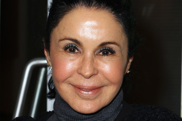 """Maria Conchita Alonso LA Special Screening Of Sony's """"The Burnt Orange Hersey"""" - Red Carpet"""