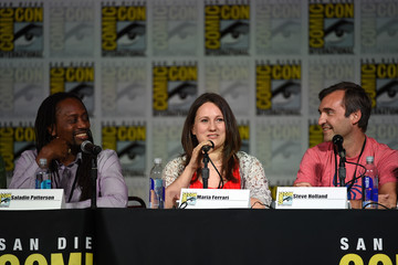 Maria Ferrari Comic-Con International 2015 - Inside 'The Big Bang Theory' Writer's Room