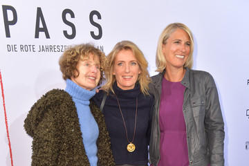 Maria Furtwaengler 'Der Pass' German Premiere In Munich