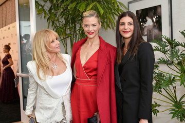 Maria Giulia Maramotti 2019 Women In Film Annual Gala Presented By Max Mara With Additional Support From Partners Delta Air Lines And Lexus - Inside