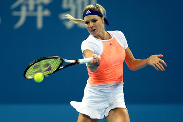 Maria Kirilenko 2013 China Open - Day Two